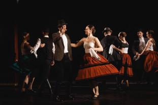 Evenimentele teatrale ale primăverii în Oradea - Festivaluri de dans pe scena Szigligeti