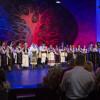 """Sala Teatrului Regina Maria a fost arhiplină - Două concerte """"Tezaur Folcloric"""""""