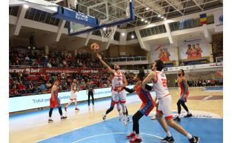 CSM U Oradea şi-a aflat adversarul din Cupă - Duel cu SCMU Craiova în sferturile de finală