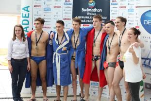 """Swimathon 2019 la Bazinul """"Ioan Alexandrescu"""" - Ambasador, înotător, donator sau spectator?"""