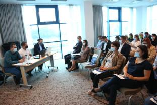 Cofinanțat de Fondul Social European - Proiect pentru formarea profesională în zone defavorizate