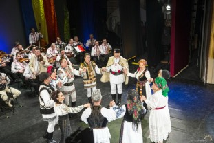 """Concertul extraordinar a avut loc la Teatrul Regina Maria - """"Sărbătorind Unirea"""""""