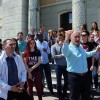 """Universitatea din Oradea - Studenţi orădeni în """"Ţara Binşului"""""""