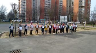 Elevii Liceului Ortodox Oradea - 100 de pași de cunoaștere