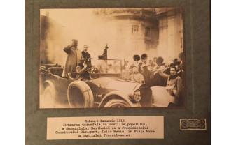 100 de ani. Războiul româno-ungar din1919 - Înaintarea armatei române în Transilvania