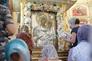 Un pelerinaj la Sfântul Munte Athos -  Despre Sfânta Icoană Prodromița,  cea nefăcută de mână de om...