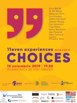 11 emoții x 11 minute x 11 invitați, la Oradea - 11 discursuri, o singură poveste