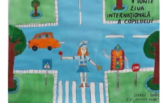 Polițiștii bihoreni au continuat activitățile preventive pe internet - Lecții de prevenire, în on-line