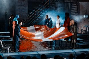 La aniversarea a 120 de ani de la înfiinţare - Hamlet, în premieră la Teatrul Szigligeti