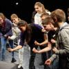 Teatru de mişcare, teatru dans şi workshopuri - Zile dedicate dansului