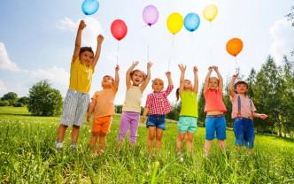 1 Iunie, bucuria copiilor