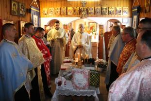 """""""Sfântul Mare Mc. Dimitrie, Izvorâtorul de Mir""""- Hramul bisericii de pe deal"""