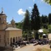 Schimbarea la Faţă a Domnului la Mănăstirea Izbuc