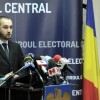 BEC a centralizat 82,55% din voturi - PSD, peste 45%