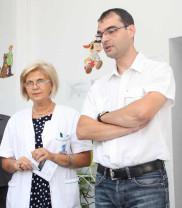 """Spitalul Clinic Municipal """"Dr. Gavril Curteanu"""" - Medicii Marilena Crişan şi Ovidiu Pop, puşi pe liber"""