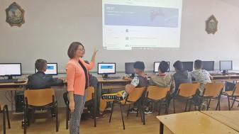 """La Colegiul Tehnic """"Traian Vuia"""" - Elevii au parte de educație de viitor"""