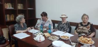 La Centrul Social Multifuncţional Rogerius II - Au sărbătorit Ziua Imnului Naţional al României