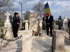In memoriam Ioan Ciordaș și Nicolae Bolcaș - Ceremonial evocator în formulă restrânsă