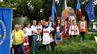 """""""La vremea cireșelor"""" - Beiușenii l-au omagiat pe Avram Iancu"""
