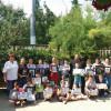 O săptămână educativă în mijlocul naturii - Tabără pentru copii la Mănăstirea Voivozi