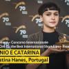 Orădeancă premiată la Festivalul de Film din Locarno - Cristina Haneş a câştigat Pardino d'Oro
