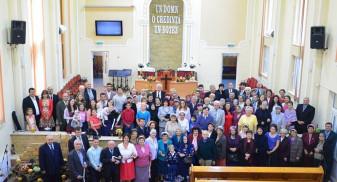 """Salonta. Biserica Creștină Baptistă """"Betel"""" - Cuvântul lui Dumnezeu zideşte familia"""