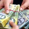 Plata ajutoarelor naționale tranzitorii - După promulgarea legii bugetului