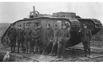 100 de ani. Marşul spre Marea Unire (1916-1919) - Sfârşitul Marelui Război. Armistiţiul