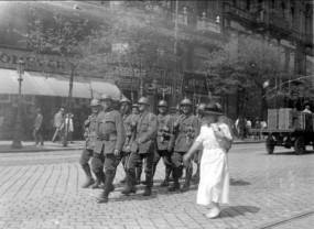 100 de ani. Războiul româno-ungar din 1919 - Cum au pus românii opinca pe Parlamentul de la Budapesta