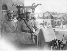 100 de ani. Războiul româno-ungar din 1919 - Bătălia de pe Tisa şi ocuparea Budapestei