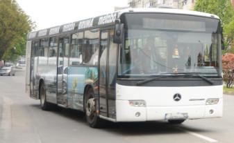 Linia 15 de autobuz - Modificare de traseu