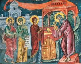 Sărbătoarea zilei - Întâmpinarea Domnului