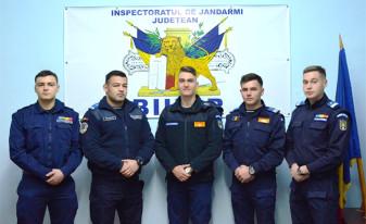 Jandarmeria Bihor - Recrutează pentru școlile militare