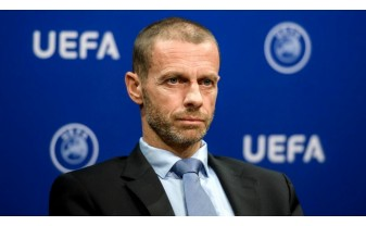 """Preşedintele UEFA despre competițiile europene  - """"Trebuie să se încheie până la 3 august"""""""