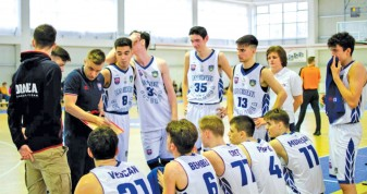 Campionatul Național de baschet masculin U18 - Orădenii s-au calificat în faza semifinală