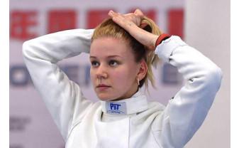 Campionatele Naţionale de scrimă pentru seniori - Medalie de bronz pentru Bianca Benea