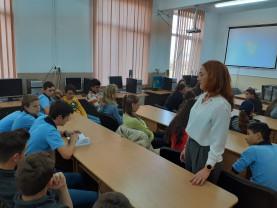 """Proiect educativ la Școala din Oșorhei - """"19 zile de prevenire a abuzurilor și violențelor asupra copiilor și tinerilor"""""""