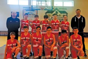Start în CN de baschet juniori - Trei victorii şi un eşec pentru CSM CSU Oradea