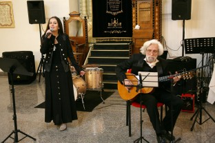 Rock Filarmonica. Premieră națională - Eminescu, interpretat în ebraică