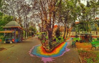 """Soarta micii """"Grădini a Edenului"""" este incertă - Orădenii îşi vor parcul înapoi"""