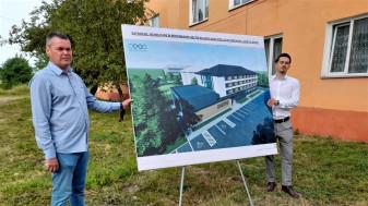 Centrul balneologic de la Ștei - Un proiect apreciat de ministrul Cseke