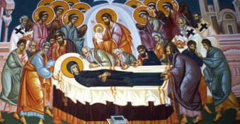 Miercuri, 15 august - Adormirea Maicii Domnului