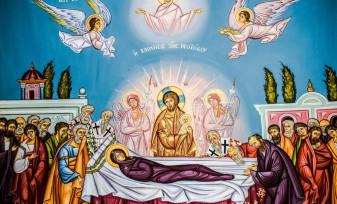 Mâine, 15 august. Una dintre cele mai mari sărbători din an - Adormirea Maicii Domnului
