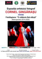 O nouă expoziţie în Cetatea Oradea - Retrospectivă Cornel Gingăraşu