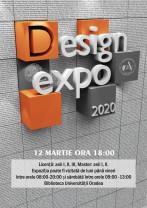 La Biblioteca Universităţii din Oradea - Design Expo 2020