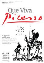 Peste 120 de litografii și heliogravuri în expoziţie - Que Viva Picasso