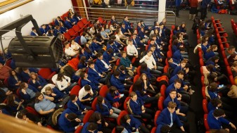 Liceul Aurel Lazăr - La ceas aniversar