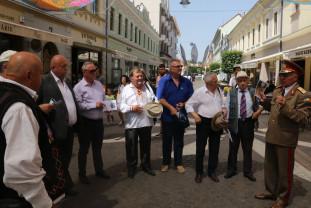 197 de ani de la nașterea lui Avram Iancu - Crăişorul Munţilor a fost omagiat