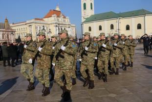 Unirea Principatelor Române, sărbătorită la Oradea