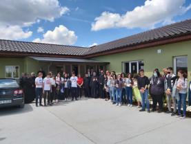 """1 iunie pentru copiii abandonați - A treia casă din proiectul """"Aripi de înger"""", inaugurată și sfințită"""
